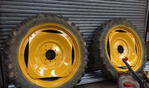 ROW CROP WHEELS