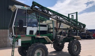 HOUSEHAM SELF PROPELLED SPRAYER 24M