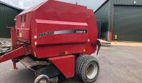 CASE RBX 341 CHOPPER BALER