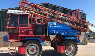 GEM SAPPHIRE SELF PROPELLED SPRAYER