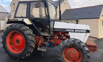 DAVID BROWN 1490 TRACTOR